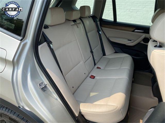 2014 BMW X3 xDrive35i xDrive35i Madison, NC 13