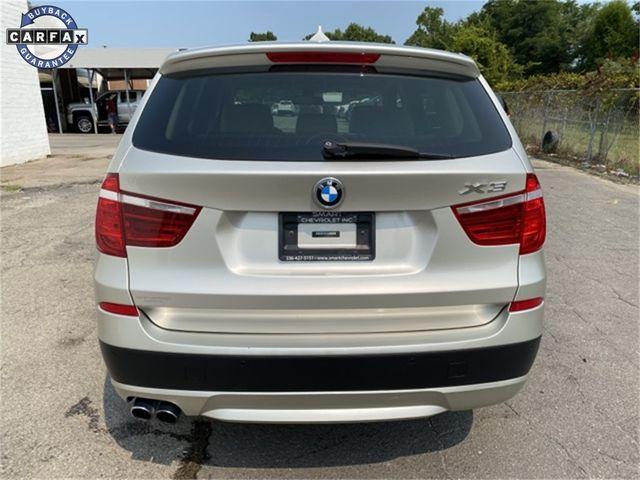 2014 BMW X3 xDrive35i xDrive35i Madison, NC 2