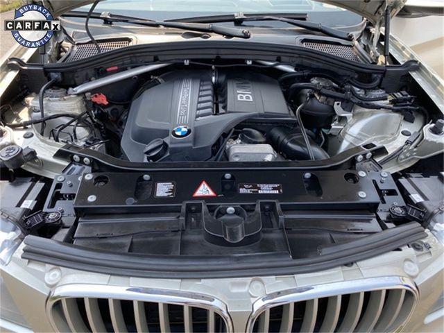 2014 BMW X3 xDrive35i xDrive35i Madison, NC 37