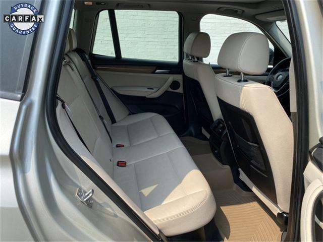 2014 BMW X3 xDrive35i xDrive35i Madison, NC 8