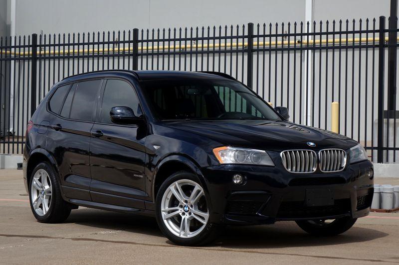 2014 BMW X3 xDrive35i AWD M Sport*Nav*Heads Up*AWD* | Plano, TX | Carrick's Autos in Plano TX