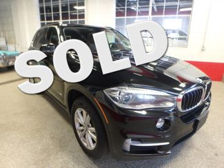 2014 Bmw X5 Awd, Saddle LEATHER, STUNNING LOOKS FRONT & BACK UP CAMS Saint Louis Park, MN