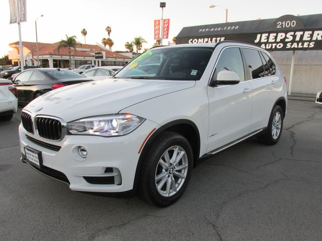2014 BMW X5 sDrive35i SUV in Costa Mesa, California 92627