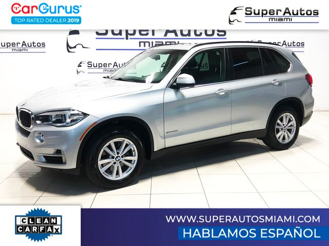 2014 BMW X5 sDrive35i Premium Package