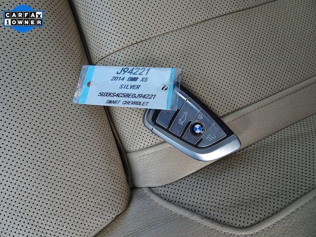 2014 BMW X5 xDrive35d xDrive35d Madison, NC 57