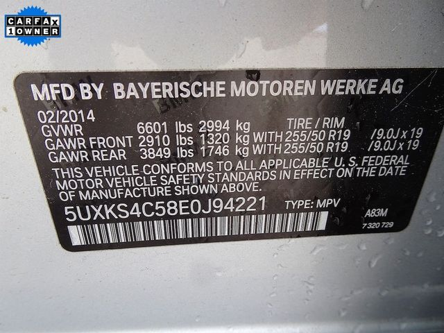 2014 BMW X5 xDrive35d xDrive35d Madison, NC 60