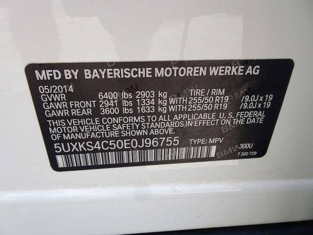 2014 BMW X5 xDrive35d xDrive35d Madison, NC 56