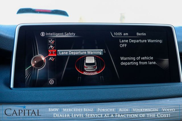 2014 BMW X5 xDrive35i AWD w/3rd Row Seats, Nav, Driver Assist Plus Pkg, Heated Seats & H/K Audio in Eau Claire, Wisconsin 54703