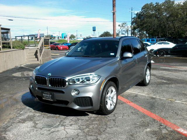 2014 BMW X5 xDrive35i M Sport Package Boerne, Texas 1