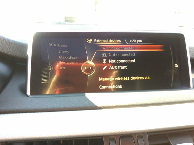 2014 BMW X5 xDrive35i M Sport Package Boerne, Texas 27