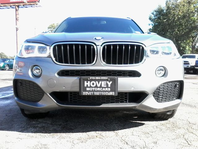 2014 BMW X5 xDrive35i M Sport Package Boerne, Texas 8