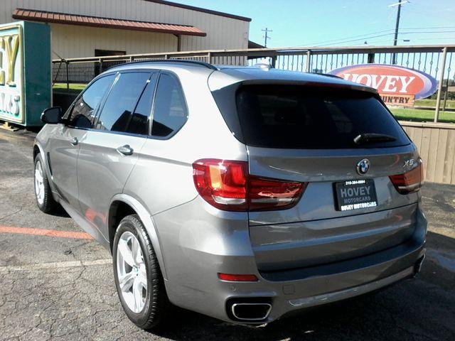 2014 BMW X5 xDrive35i M Sport Package Boerne, Texas 7