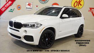 2014 BMW X5 xDrive35i HUD,PANO ROOF,NAV,BACK-UP,HTD LTH,3RD ROW,37K in Carrollton TX, 75006