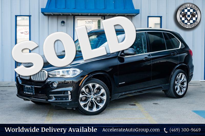 2014 BMW X5 xDrive50i 4.4L V8, AWD, NAVIGATION,PARKING SENS,CLEAN CARFAX in Rowlett Texas