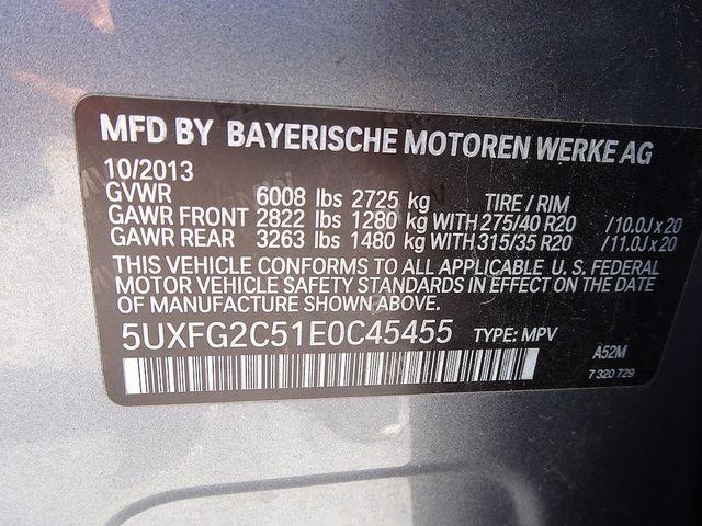2014 BMW X6 xDrive 35i xDrive35i Madison, NC 56