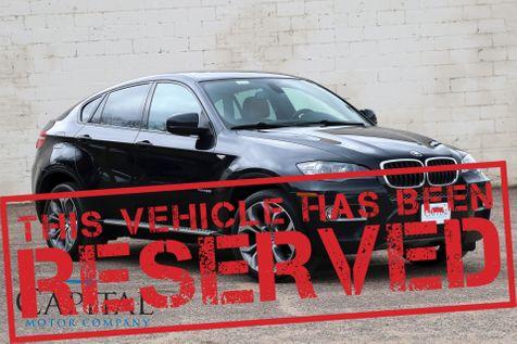 2014 BMW X6 xDrive35i AWD Luxury SUV w/M-Performance Pkg, Technology Pkg, Premium Audio Pkg & 20
