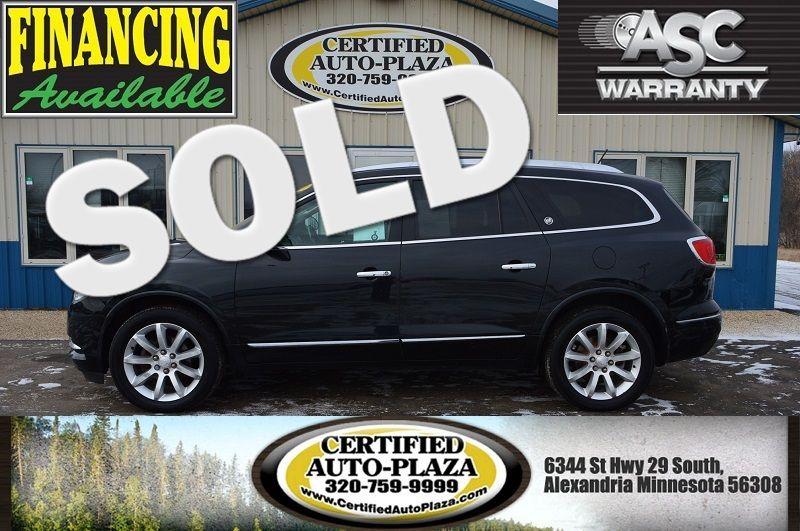 2014 Buick Enclave Premium AWD in Alexandria Minnesota