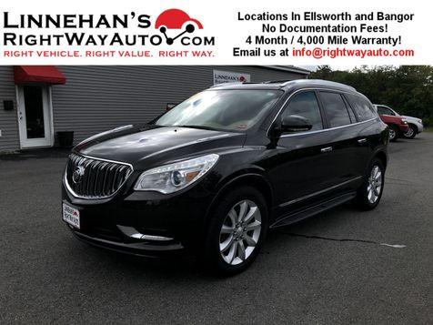 2014 Buick Enclave Premium in Bangor