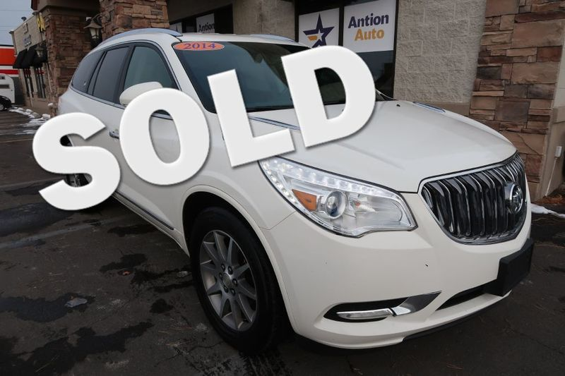 2014 Buick Enclave Leather | Bountiful, UT | Antion Auto in Bountiful UT
