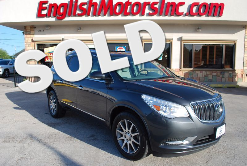 2014 Buick Enclave   Brownsville TX  English Motors  in Brownsville, TX