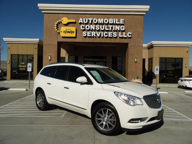 2014 Buick Enclave Leather V6 3 ROW