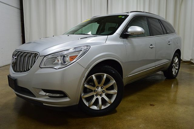 2014 Buick Enclave Premium W/Leather/Third Row