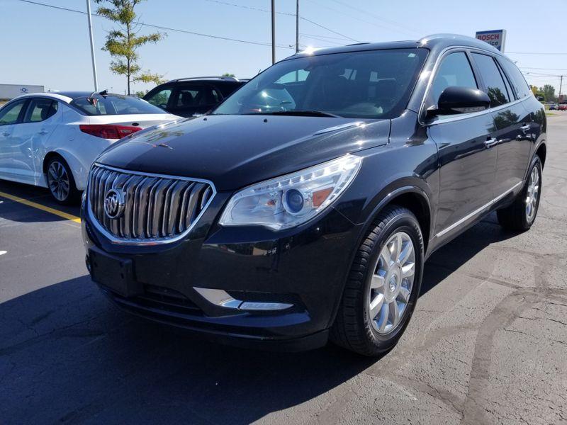 2014 Buick Enclave Premium | Rishe's Import Center in Ogdensburg NY