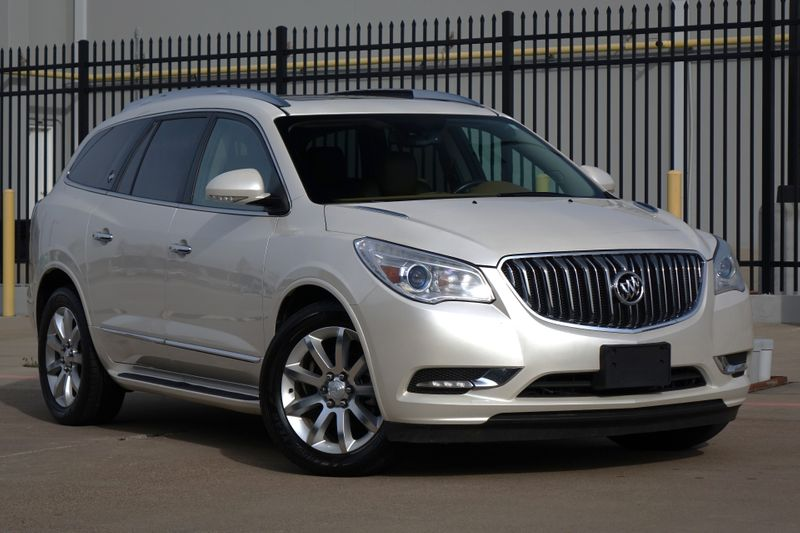 2014 Buick Enclave Premium* NAV* BU CAM* Dual Sunroofs* One Owner*** | Plano, TX | Carrick's Autos in Plano TX