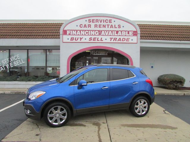 2014 Buick Encore AWD *SOLD!