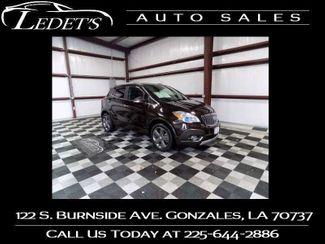 2014 Buick Encore Convenience - Ledet's Auto Sales Gonzales_state_zip in Gonzales