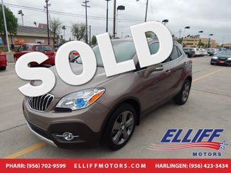 2014 Buick Encore Premium in Harlingen TX, 78550