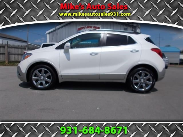 2014 Buick Encore Premium Shelbyville, TN