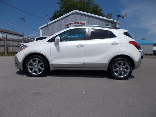 2014 Buick Encore Premium Shelbyville, TN 1
