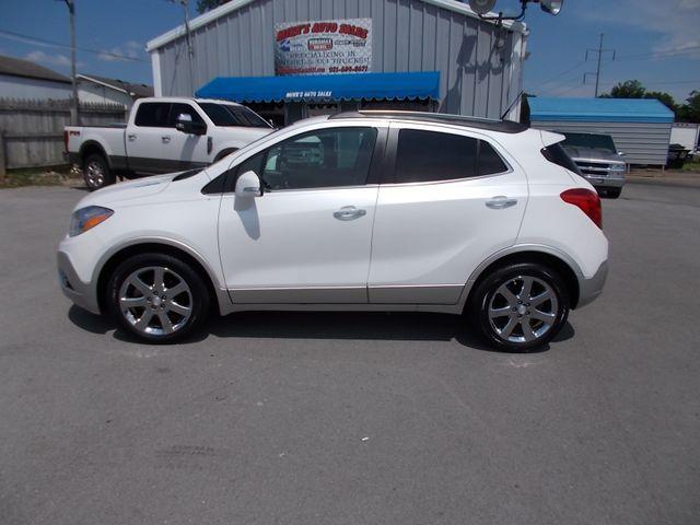 2014 Buick Encore Premium Shelbyville, TN 2