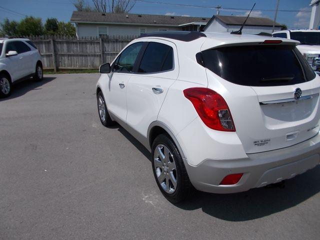 2014 Buick Encore Premium Shelbyville, TN 4