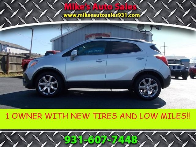 2014 Buick Encore Leather Shelbyville, TN
