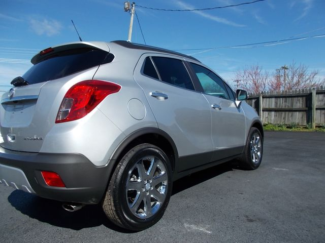 2014 Buick Encore Leather Shelbyville, TN 11