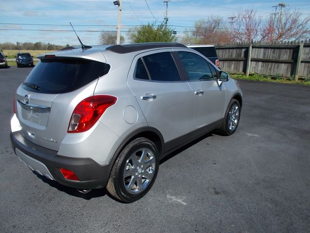 2014 Buick Encore Leather Shelbyville, TN 12