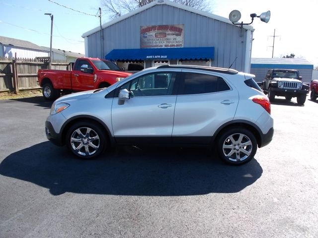 2014 Buick Encore Leather Shelbyville, TN 2