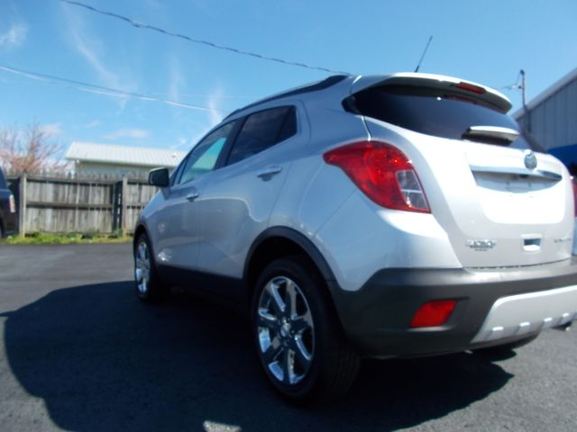 2014 Buick Encore Leather Shelbyville, TN 3