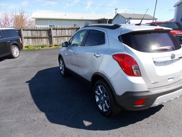 2014 Buick Encore Leather Shelbyville, TN 4