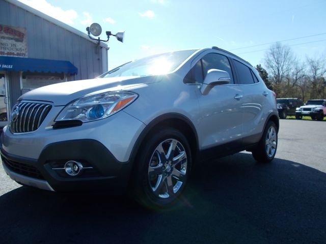 2014 Buick Encore Leather Shelbyville, TN 5