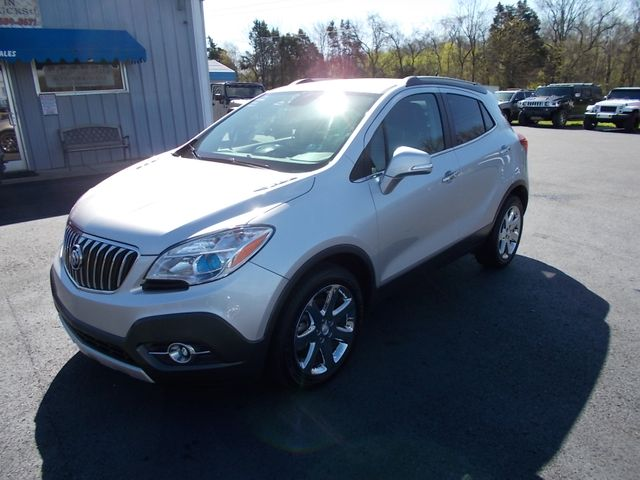2014 Buick Encore Leather Shelbyville, TN 6