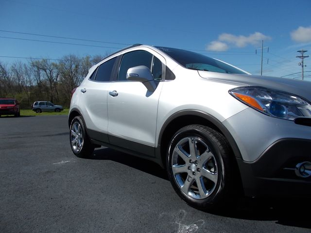 2014 Buick Encore Leather Shelbyville, TN 8