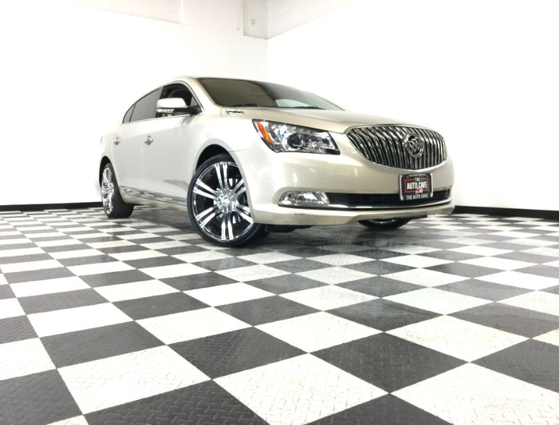 2014 Buick LaCrosse *Approved Monthly Payments*   The Auto Cave in Addison