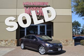 2014 Buick LaCrosse Leather Low Miles in Arlington, TX Texas, 76013