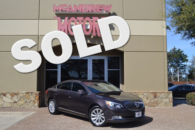 2014 Buick LaCrosse Leather Low Miles