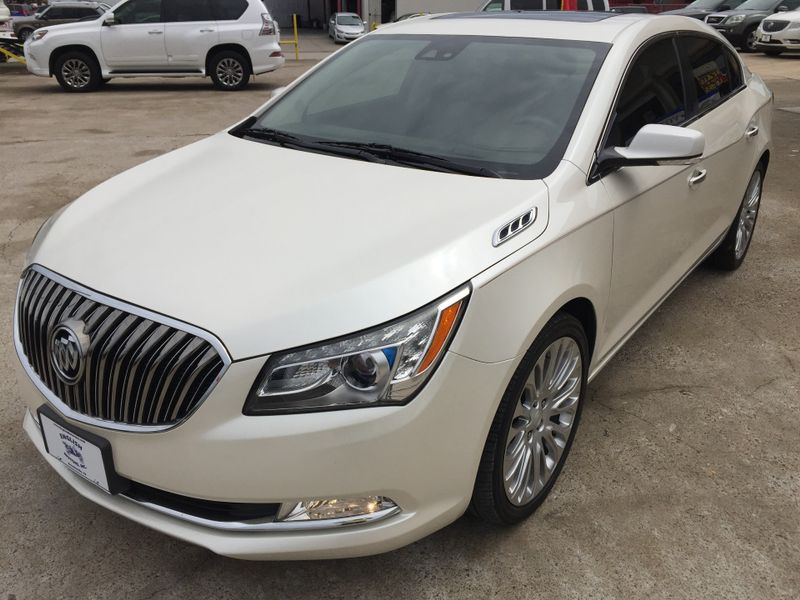 2014 Buick LaCrosse Premium II  Brownsville TX  English Motors  in Brownsville, TX