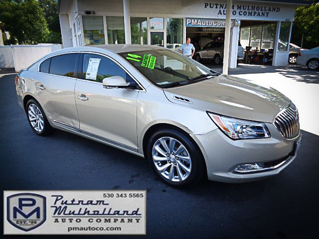 2014 Buick LaCrosse Leather Chico, CA