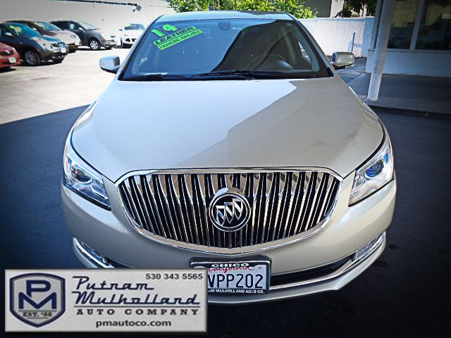 2014 Buick LaCrosse Leather Chico, CA 1